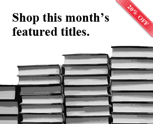 Shop this month's featured titles.