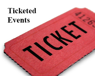 Upcoming Ticketed Events