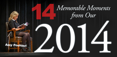14 Memorable Moments from 2014