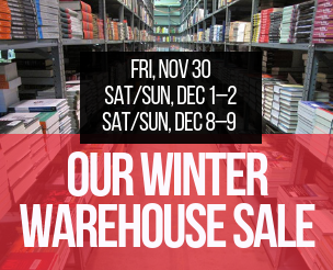 Our Summer Warehouse Sale 2018